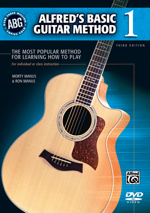 Alfred's Basic Guitar Method (Retail Only)