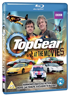 Top Gear: At the Movies (2011) (Blu-ray) (Retail / Rental)