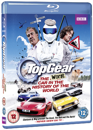 Top Gear: The Worst Car in the World... Ever! (2012) (Blu-ray) (Retail Only)