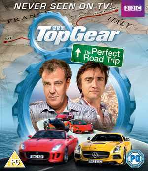 Top Gear: The Perfect Road Trip (2013) (Blu-ray) (Retail Only)