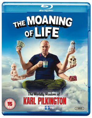 The Moaning of Life (2013) (Blu-ray) (Retail / Rental)