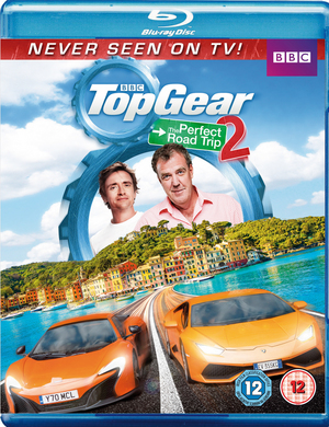 Top Gear: The Perfect Road Trip 2 (2014) (Blu-ray) (Retail / Rental)