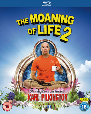 The Moaning of Life: Series 2 (2015) (Blu-ray) (Retail / Rental)