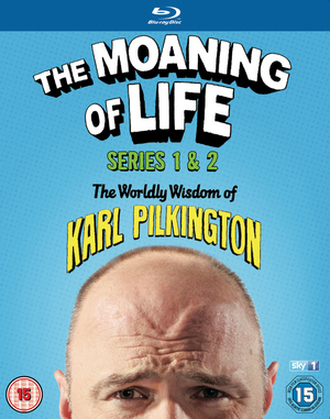 The Moaning of Life: Series 1-2 (2015) (Blu-ray) (Box Set) (Retail / Rental)