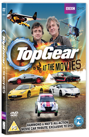 Top Gear: At the Movies (2011) (Retail / Rental)