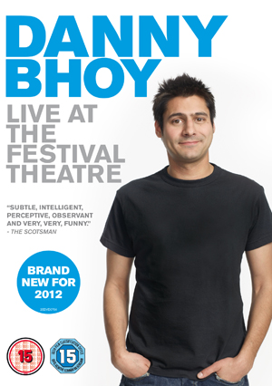 Danny Bhoy: Live at the Festival Theatre (2012) (Retail / Rental)