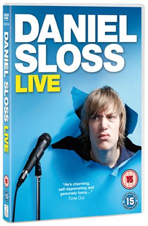 Daniel Sloss: Live (2012) (Retail / Rental)