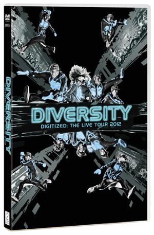 Diversity: Digitized - The Live Tour 2012 (2012) (Retail / Rental)