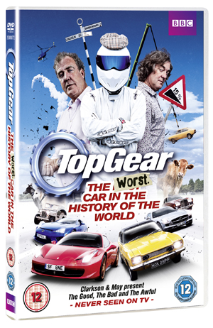 Top Gear: The Worst Car in the World... Ever! (2012) (Retail / Rental)