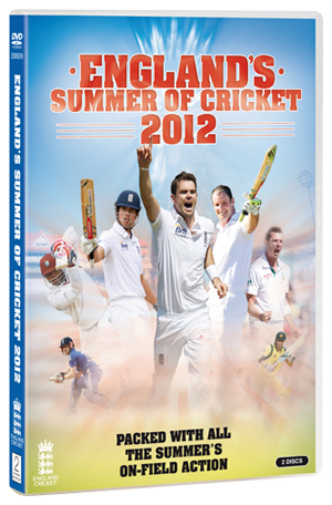 England's Summer of Cricket 2012 (2012) (Retail / Rental)