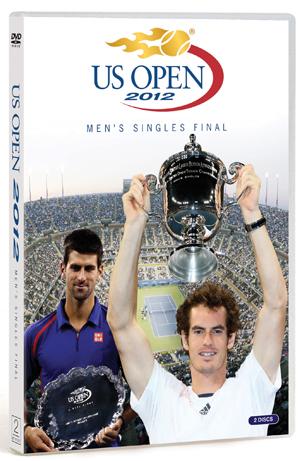 US Open: 2012 - Men's Final (2012) (Retail / Rental)