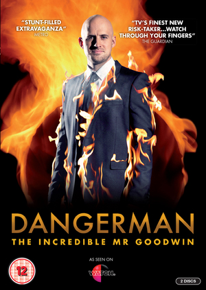 Dangerman: The Incredible Mr. Goodwin (2013) (Retail Only)