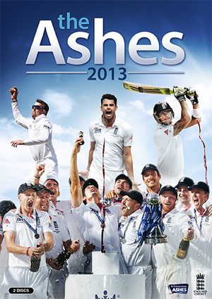 The Ashes: 2013 (2013) (Retail / Rental)