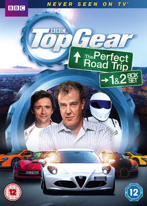 Top Gear: The Perfect Road Trip 1 and 2 (2014) (Box Set) (Retail / Rental)