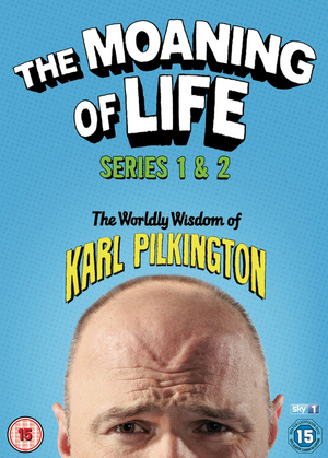 The Moaning of Life: Series 1-2 (2015) (Box Set) (Retail / Rental)
