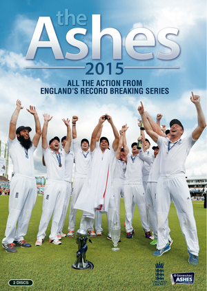 The Ashes: 2015 (2015) (Retail / Rental)
