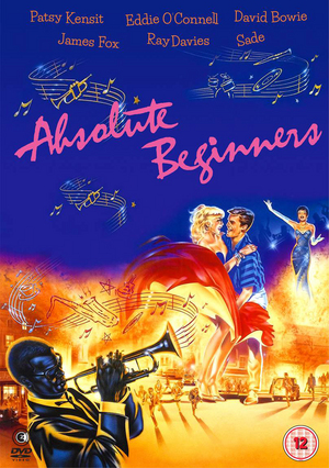 Absolute Beginners (1986) (30th Anniversary Edition) (Retail / Rental)