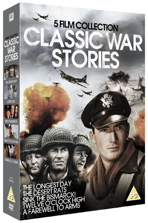 Classic War Collection (1962) (Box Set) (Retail Only)