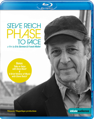 Steve Reich: Phase to Face (2009) (Blu-ray) (Retail / Rental)