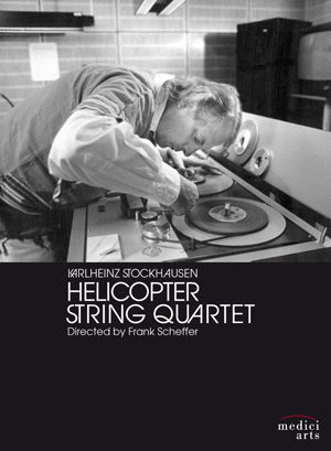 Stockhausen: Helicopter Quartet (1995) (NTSC Version) (Retail / Rental)