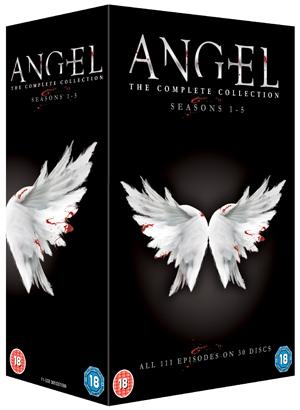 Angel: Seasons 1-5 (2004) (Box Set) (Retail Only)