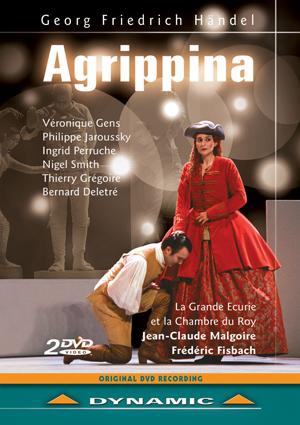 Agrippina: La Grande Ecurie Et La Chambre Du Roy (Malgoire) (Retail / Rental)