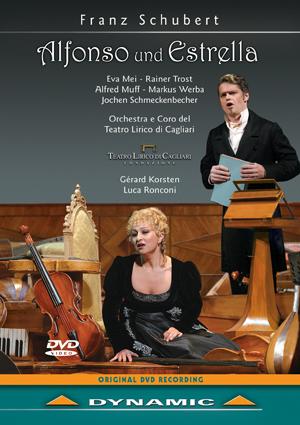 Alfonso Und Estrella: Orchestra Del Teatro Lirico (Korsten) (Retail / Rental)