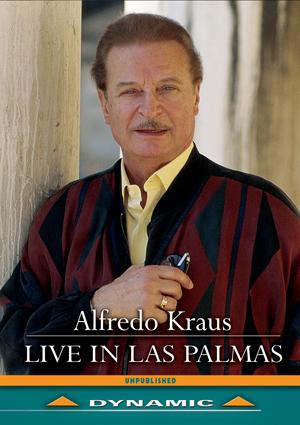 Alfredo Kraus: Live in Las Palmas (1995) (Retail / Rental)
