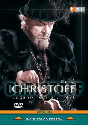 Boris Christoff: Lugano Recital 1976 (1976) (Retail / Rental)