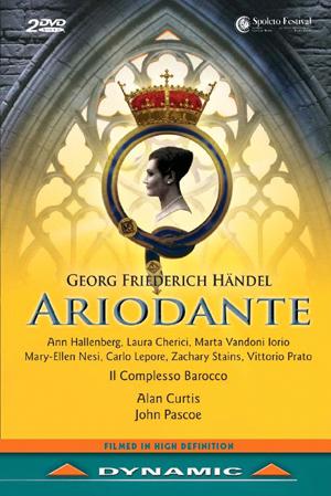 Ariodante: Teatro Caio Melisso, Spoleto, Italy (Curtis) (2007) (Retail / Rental)