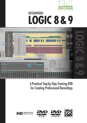 Alfred's Pro Audio: Logic Express/Logic (Retail Only)