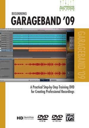 Alfred's Pro Audio: GarageBand 09 (Retail Only)