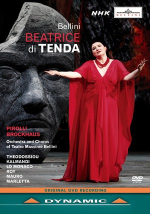 Beatrice Di Tenda: Teatro Massimo Bellini (Pirolli) (2010) (NTSC Version) (Retail / Rental)