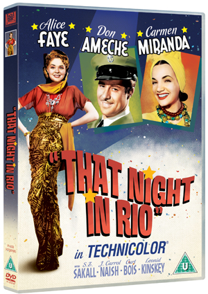 That Night in Rio (1941) (Retail / Rental)