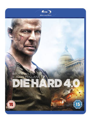 Die Hard 4.0 (2007) (Blu-ray) (Retail / Rental)