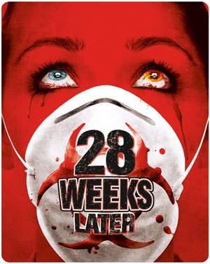28 Weeks Later (2007) (Blu-ray) (Limited Edition Steelbook) (Deleted)