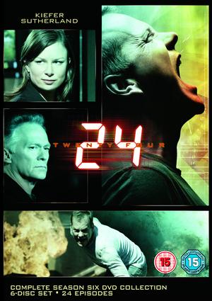 24: Season 6 (2007) (Red Tag) (Retail / Rental)