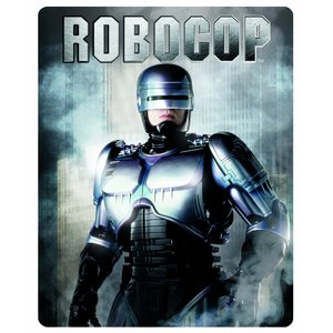 Robocop (1987) (Blu-ray) (Limited Edition Steelbook) (Deleted)
