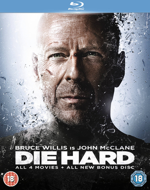 Die Hard Quadrilogy (2007) (Blu-ray) (Special Edition Box Set) (Deleted)