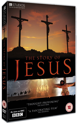 The Story of Jesus (2012) (Retail / Rental)