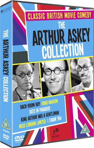 The Arthur Askey Collection (1944) (Box Set) (Retail / Rental)