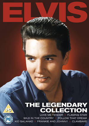Elvis Presley: The Legendary Collection (1967) (Box Set) (Retail Only)
