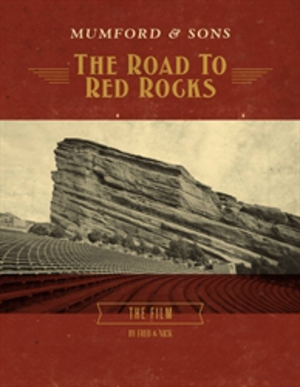 Mumford and Sons: The Road to Red Rocks (2012) (Blu-ray) (Retail / Rental)