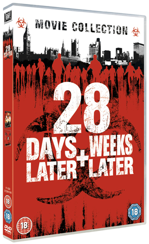 28 Days Later/28 Weeks Later (2007) (Retail Only)
