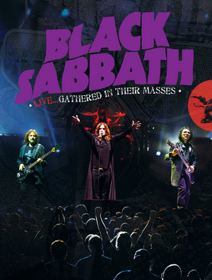 Black Sabbath: Gathered in Their Masses - Live (2013) (Blu-ray) (Deleted)