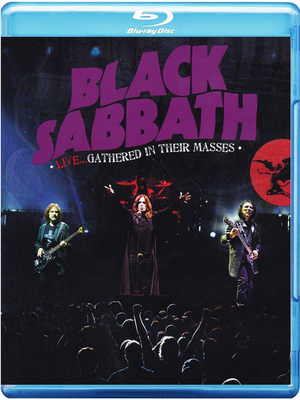 Black Sabbath: Gathered in Their Masses - Live (2013) (Blu-ray) (with Audio CD) (Deleted)