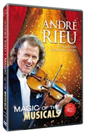André Rieu: Magic of the Musicals (Retail / Rental)