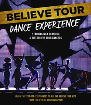 Believe Tour: Dance Experience (2014) (Blu-ray) (Deleted)