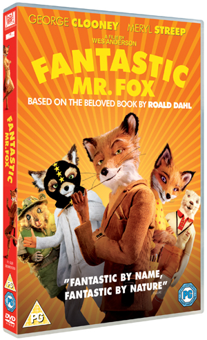 Fantastic Mr. Fox (2009) (Retail Only)
