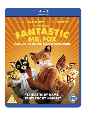 Fantastic Mr. Fox (2009) (Blu-ray) (Retail Only)